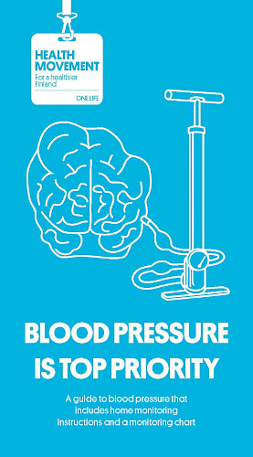 Blood pressure is top priority -brochure