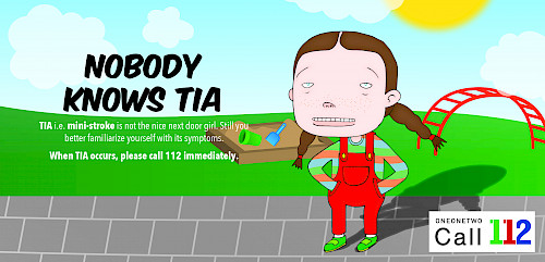 Nobody knows TIA -card
